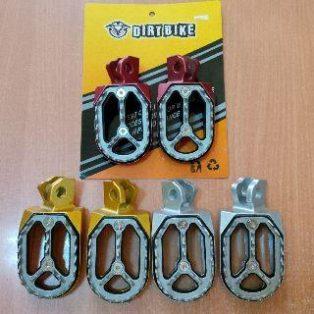 JualFoot pegs klx 150 BF,L,S merk dirt bike Rp.125,000