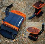 JualLift stand merk polisport untuk semua motor trail warna orange,hitam,biru,merah Rp,1.500.000 wa 0878.89.100.200
