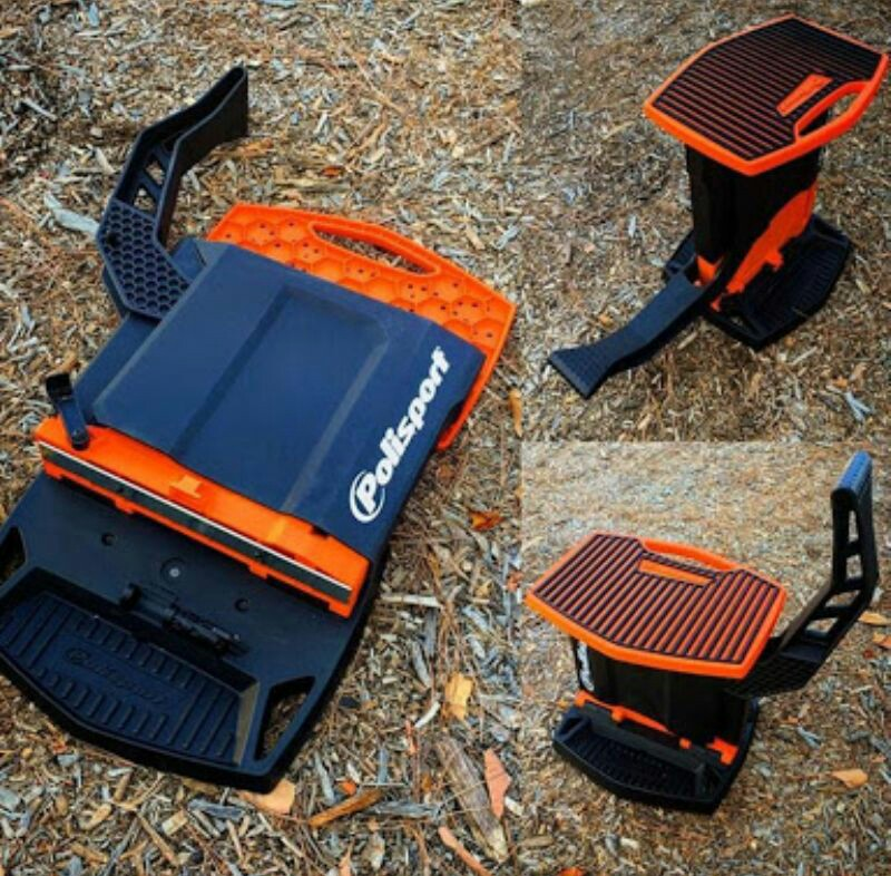 wpid IMG 20170920 WA0005 JualLift stand merk polisport untuk semua motor trail warna orange,hitam,biru,merah Rp,1.500.000 wa 0878.89.100.200