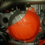 JualCover kopling ktm 250/350 cc untuk tahun 2017/18 Rp.350.000