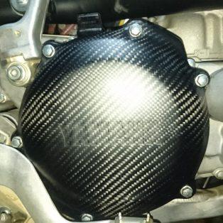 Jual Cover kopling carbon yamaha yz 250 x Rp.485.000