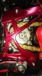 Jual Tutup gear depan crf 150 l
