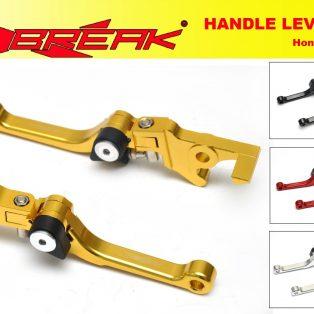 Jual Handle untuk honda crf 150 l merk x break Rp.315.000
