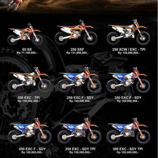 Promo Ramadhan Motor Trail KTM