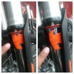 Jual Fork seal clean ktm/husqvarna/yamaha/kawasaki usd depan as 45/55 mm Rp.275.000
