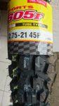 Jual ban Dunlop  d605f ukuran 21 Rp.387.000