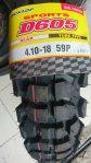 Jual ban Dunlop d605 ukuran 18 Rp.506.000
