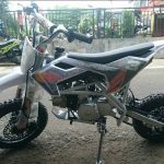 Jual Mini moto 110 cc 4-tak type manual dan matic, body Husqvarna th 2017/19 Rp.7.500.000 nego wa 0878.89.100.200
