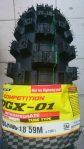 Jual ban motor trail dunlop dgx 01 ukuran 18 100/100 Rp.625.000