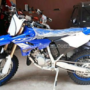 Dijual motor trail yamaha yz 125 x tahun 2019 kondisi baru Rp.90,000,000 tool kit manual book lengkap wa 087889100200