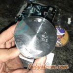 Blok piston + ring honda crf 150 L. .ukuran 65 mm bore up dan menambah cc jadi 175 cc komplit…merk kawahara