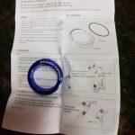 Rear suspension lowering kit