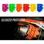 Silencer protector motor trail 2t dan 4t Rp.350.000