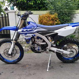 Yamaha YZ 250 FX 2019