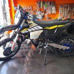 Motor Trail SND T-MX150E 2021 siap gasspoll